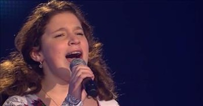 13-Year-Old Brings Judges To Tears With Andrea Bocelli's 'Time To Say Goodbye'