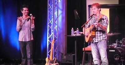 Tim Hawkins And John Crist Exchange Their Favorite Tweets