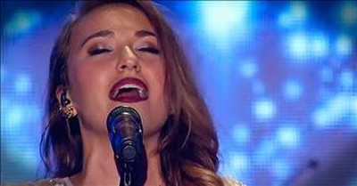 'How Can It Be' - Lauren Daigle Performs Award-Winning Song At Dove Awards