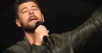 Jason Crabb STUNS With 'Amazing Grace (My Chains Are Gone)'