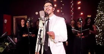 Danny Gokey STUNS With 'Mary, Did You Know'