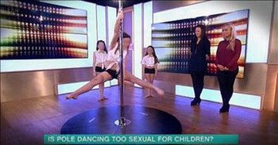 Mothers Speak Out Against Pole-Dancing Classes For Young Girls