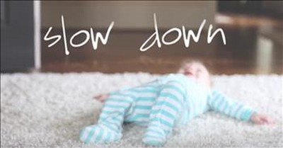 'Slow Down' - Nichole Nordeman Song From Moms To Their Kids