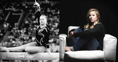 Olympic Gymnast Shares Testimony Of God Helping Overcome Pressure