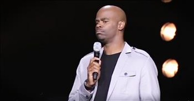 Comedian Hilariously Explains The 3 Types Of Christians