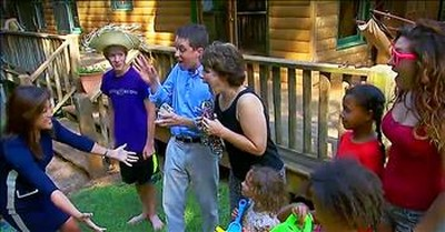 Couple That Has Fostered Over 50 Kids Gets Amazing Surprise
