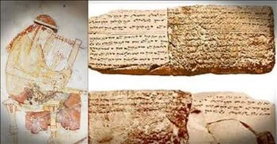 'The Hurrian Hymn' - Mesmerizing Oldest Known Melody On Earth