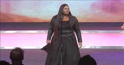 'You Still Love Me' - Beautiful Performance by Tasha Cobbs