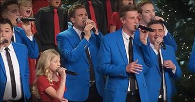Choir Rendition Of 'Joy To The World' Features Tons Of Talent