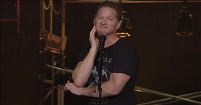 Tim Hawkins Shares Parenting Story At The Drive-Thru
