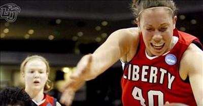Faith In Action: Former Liberty Women's Basketball Star Talks About Faith And Sports