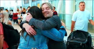 She Is Reuniting With A Friend Who Barely Survived Drug Addiction