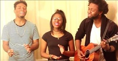 King's Harmony Worships With Medley Of 'Our God' , 'Do It Again' And 'Great Are You Lord'