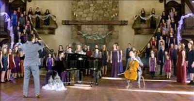 The Glorious Sounds Of One Voice Children's Choir With 'Only Hope'
