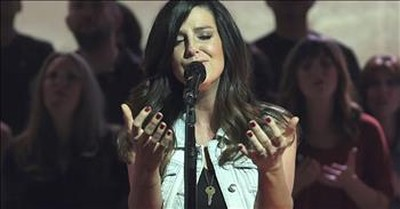 'Spirit Of The Living God' - Meredith Andrews And Vertical Church