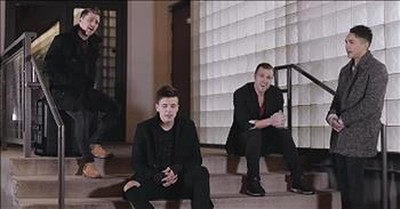 'Mary Did You Know?' Anthem Lights Performs Classic Christmas Hymn