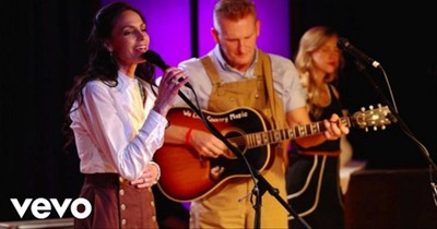 'I Surrender All' - Joey + Rory