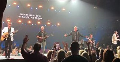 Rascal Flatts And Others Sing 'How Great Thou Art'