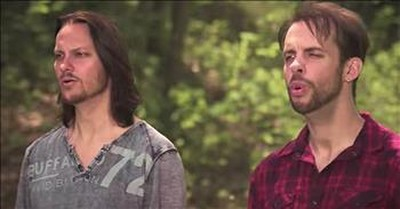 'Angels Among Us' A Cappella Cover From Chris Rupp And Tim Foust