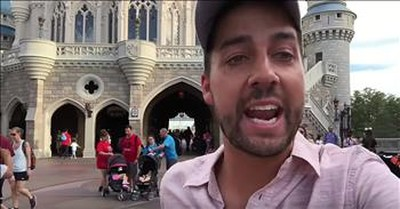 John Crist On Parents At Walt Disney World
