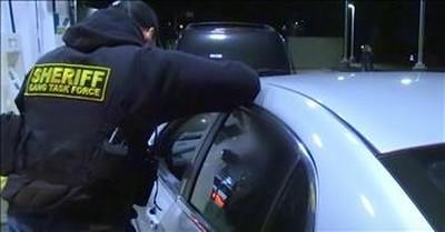 Cop Helps Drug Addict Instead Of Arresting Him
