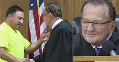 Judge Caprio Learns He Changed This Man's Life 18 Years Ago