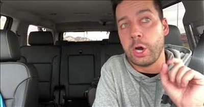 Comedian John Crist Shares Perfect Car Horn Ettiquette