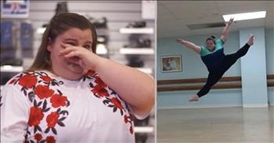 Bullied Dancer Is Breaking Stereotypes After Her Dancing Video Went Viral