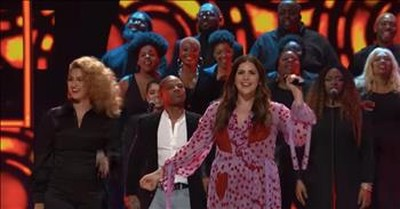 Hillary Scott, Tori Kelley, Kirk Franklin Wow Audience At CMT 2018 Awards