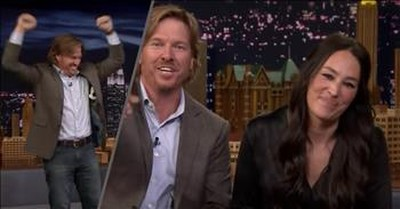 Chip and Joanna Gaines Return To TV With An Inspirational Home Network