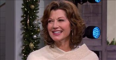 Amy Grant Shares Her Christmas Traditions