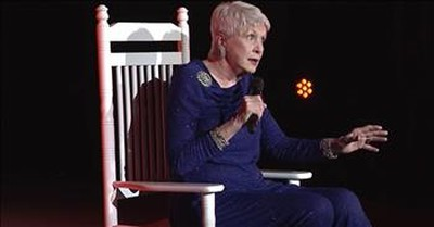 Jeanne Robertson On Left Brain's Christmas Gifts