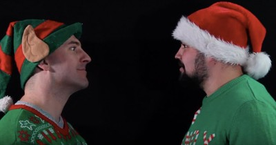 Christmas Dad Jokes That Are So Cheesy They Hurt