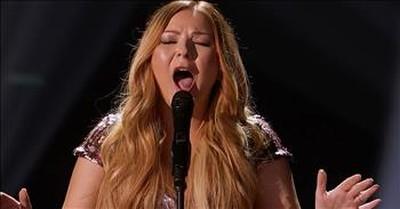 First America's Got Talent Winner Bianca Ryan Returns To Stage