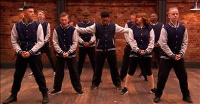 Dance Group Autism With Attitude Earns Standing Ovation