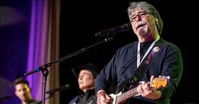 Alabama Tribute Leaves Lead Singer Randy Owen In Tears