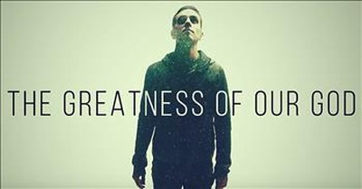 'Greatness Of Our God' Newsboys Lyric Video