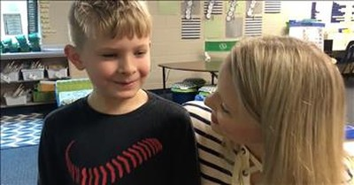 Teacher Credits God After She Helps Student Save His Father's Life