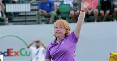 Student With Down Syndrome Inspires Thru Golf, Piano And Dance