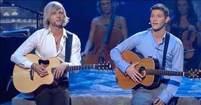 'The Sound Of Silence' From Irish Group Celtic Thunder