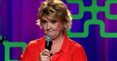Christian Comedian Chonda Pierce On Facebook And Her Kids