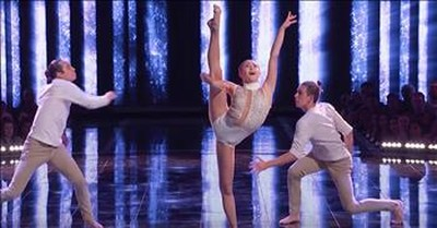 Beautiful Contemporary Dance To Lauren Daigle's 'You Say'