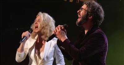 Josh Groban And Jennifer Nettles Sing '99 Years' Duet