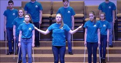 Powerful Youth Drama Set To Lauren Daigle's 'You Say'