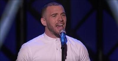 American Idol Finalist Ryan Hammond Performs 'You Say' By Lauren Daigle