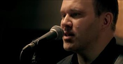 'No One Like Our God' Matt Redman Acoustic Performance
