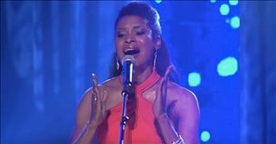 'My Redeemer Lives' Nicole C. Mullen Live Performance
