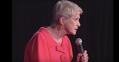 Jeanne Robertson On The Southern Funeral That Lasted 50 Years