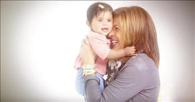 Hoda Kotb On A Conversation With God That Changed Motherhood