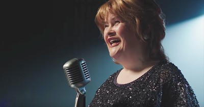 Susan Boyle Performs 'Stand By Me'